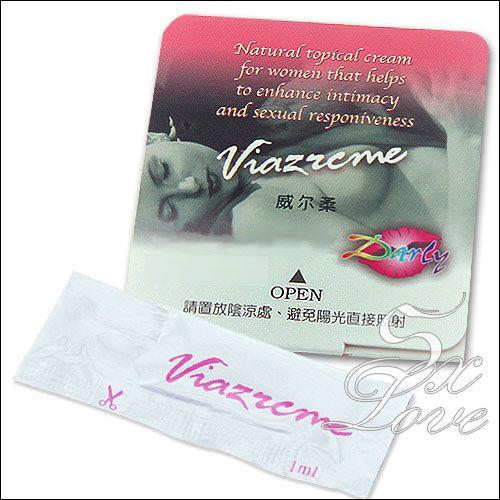 附圖1-Viazzcme女性情趣提升凝露隨身包1ml