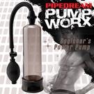圖片-美國進口PIPEDREAM.PUMP WORX系列-真空助勃器-Beginners Power Pump(黑)