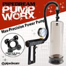 圖片-美國進口PIPEDREAM.PUMP WORX系列-槍柄附壓力錶真空助勃器-Pistol-Grip Power Pump