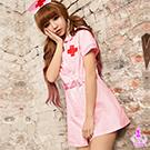 圖片-粉嫩天使!二件式護士角色扮演服