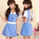 圖片-【Ayoka】青澀懵懂!二件式護士學生服