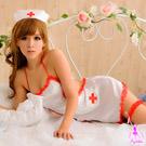 圖片-【Ayoka】純情護士!肚兜五件組護士服
