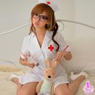圖片-純白俏麗護士角色扮演服