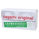 圖-相模Sagami002超激薄衛生套12入