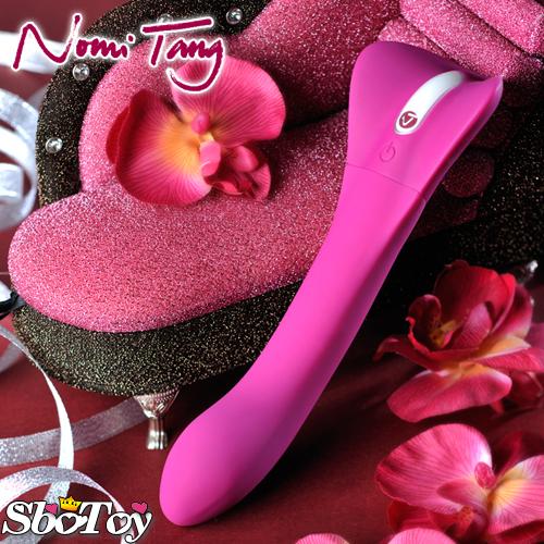 附圖1-德國Nomi Tang-第二代愛情變奏曲luxe觸摸式變頻按摩棒-紫紅