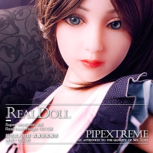 (限量特惠中)美國設計品牌真人矽膠娃娃-110cm-梅根-(加熱可站立款)