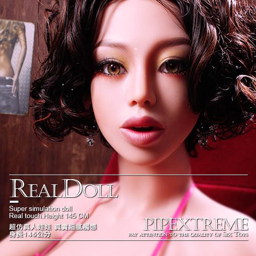(限量特惠中)美國設計品牌真人矽膠娃娃-145cm-雪倫-(加熱可站立款)