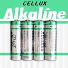 圖-【CELLUX】3號環保鹼性電池(4顆入)