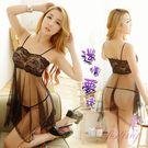 圖片-《Yisiting》迷情夢境!勾情裸肌薄紗兩件式情趣睡衣