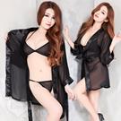 圖片-編織愛情!薄紗三件式外罩衫
