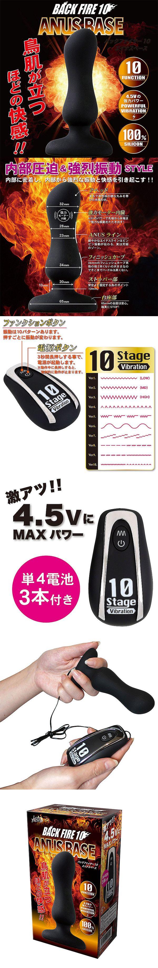 附圖2-日本NPG*10段階快感後庭電動按摩棒
