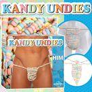 圖片-美國原裝進口PIPEDREAM.EDIBLE KANDY UNDIES糖果丁字褲-for HIM(男用)
