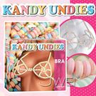 圖片-美國原裝進口PIPEDREAM.EDIBLE KANDY UNDIES糖果比基尼-BRA