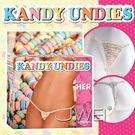 圖片-美國原裝進口PIPEDREAM.EDIBLE KANDY UNDIES糖果丁字褲-for HER(女用)