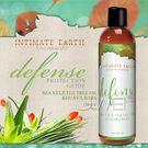 圖片-美國Intimate-Earth.defense 護理潤滑液-海藻&茶樹精油 (120ml)