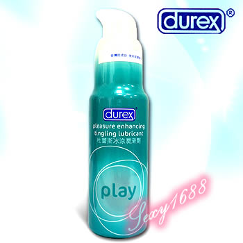 杜蕾斯潤滑液(冰涼型)