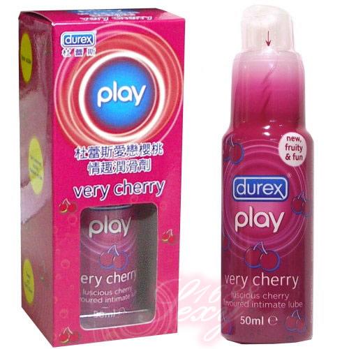 杜蕾斯愛戀櫻桃潤滑液